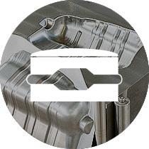 stampaggio materiali non ferrosi